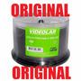 Dvd-r Videolar 8x 4.7gb Printable Perolado 50un Unico Do Ml