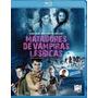 Blu-ray - Matadores De Vampiras Lésbicas (lacrado)
