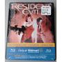 Blu-ray Resident Evil-o Hóspede Maldito - Steelbook- Walmart