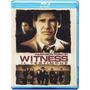 Blu-ray A Testemunha - Harrison Ford - Dublado