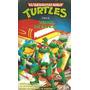 Tartarugas Ninjas 1 2 3 4 5 6 - 6 Volumes - Dublado
