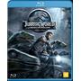 Blu-ray: Jurassic World - Mundo Dos Dinossauros (lançamento)