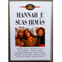 Dvd Hannah E Suas Irmãs - W Allen, Mia Farrow, Caine - Novo