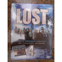 Lost 4ª Temporada Completa 6 Discos - Box Digistak Lacrado