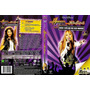 Dvd Disney Hannah Montana E Miley Cyrus O Filme