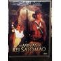 Dvd As Minas Do Rei Salomão - Patrick Swayze - Lacrado