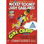 Dvd Louco Por Saias - Girl Crazy - Judy Garland Original