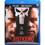 Blu-ray - O Justiceiro (lacrado)