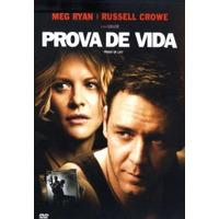 Dvd Prova De Vida Russell Crowe Meg Ryan Raro