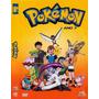 Dvd Pokémon Ano 7 Original Semi Novo