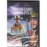 Dvd Vendo Caro A Minha Pele, Faroeste Raro, Original Lacrado