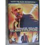 Substitutos Dvd Original C/ Bruce Willis