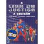 Dvd Box Liga Da Justiça A Coleção 3 Discos Original Lacrado