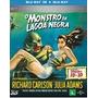 Monstro Da Lagoa Negra - Blu Ray 3d + 2d, Leg, Lacrado