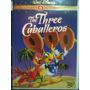 Dvd - Você Já Foi A Bahia ? - Região1 - The Three Caballeros