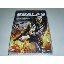 Dvd 6 Balas Com Van Damme