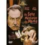 Dvd As Sete Mascaras Da Morte Vincet Price, Diana Rigg