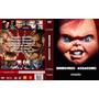 Coleção Brinquedo Assassino Box Digitray 6 Dvds Dublados