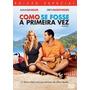Dvd Original Como Se Fosse A Primeira Vez (ed. Especial)