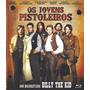 Blu-ray Os Jovens Pistoleiros Young Guns Grande Elenco Orig.