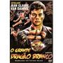 Dvd O Grande Dragão Branco Van Dame Pm Original Lacrado