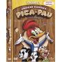 Coleção Clássica Pica-pau - 06 Dvd