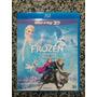 Filme Blu-ray 3d - Frozen Uma Aventura Congelante - Original