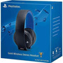 Headset Gold Wireless Stereo Sony Ps4 Ps3 Ps Vita Pc