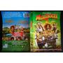 Madagascar 2 Dvd Nacional Usado 2009 Animação Dreamworks