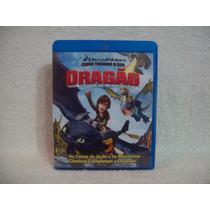 Blu-ray Como Treinar Seu Dragão