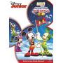 Dvd Aventura No Espaço A Casa Do Mickey Mouse Original