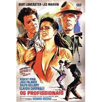 Os Profissionais (1966) Burt Lancaster , Lee Marvin
