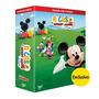 Box A Casa Do Mickey Mouse - Coleção Com 11 Dvds - Original