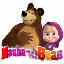 Marcha E Urso Desenho Dublado Dvd Infantil