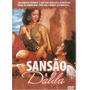 Dvd Sansão E Dalila Dublado Original + ((frete Gratis))