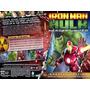 Dvd Homem De Ferro E Hulk Herois Unidos