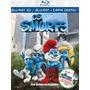 Os Smurfs, Blu-ray 3d + Cópia Digital