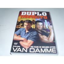 Dvd Duplo Impacto Com Van Damme