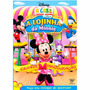 Dvd A Casa Do Mickey Mouse - A Lojinha Da Minnie Seminovo