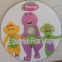 Barney E Seus Amigos - 3 Dvds