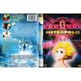 Metrópolis -de Osamu Tezuka (duplo)- Dvd Raro Original Usado
