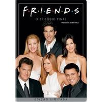 Dvd Friends O Episodio Final Edição Limitada Raro