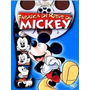 Dvd - Fábrica De Risos Do Mickey Original Semi Novo