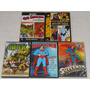 Dvd Lote 5 Filmes Super-heróis Watchmen Motion Comic Hulk Vs