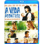 Blu Ray A Vida Acontece - Kristen Ritter Lacrado - Original