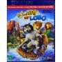 Blu-ray A Lady E O Lobo 2d / 3d Original Br Lacrado Raridade