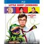 Pequena Loja Dos Horrores - Blu Ray Digibook Importado, Lacr