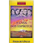 002 Fvc- Filme Vhs- 1993 A Casa Dos Espíritos- Romance Legen