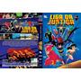 Liga Da Justiça - Dvd Original - A Nova Fronteira