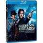 Blu-ray Original Do Filme Sherlock Holmes O Jogo De Sombras